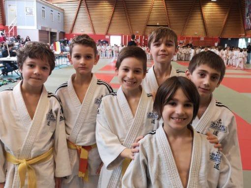 Tournoi «jeunes» de Garches 2020